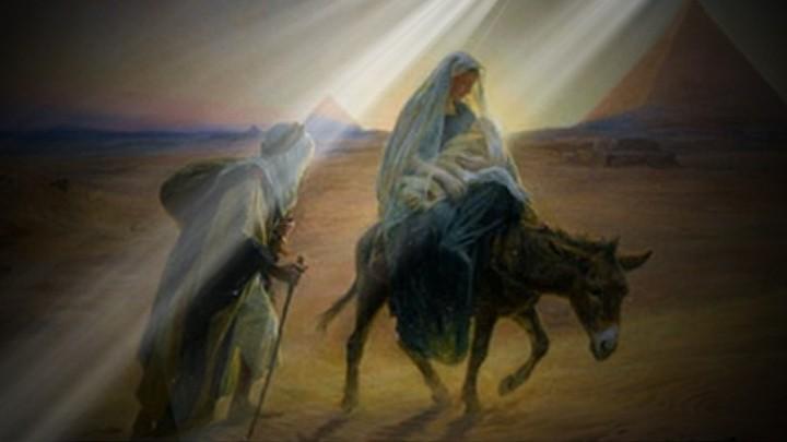 في ذكرى هروب العائلة المقدّسة إلى مصر...