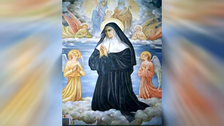 """القدّيسة إميلي دو رودا... """"مدرّسة الفقراء"""""""