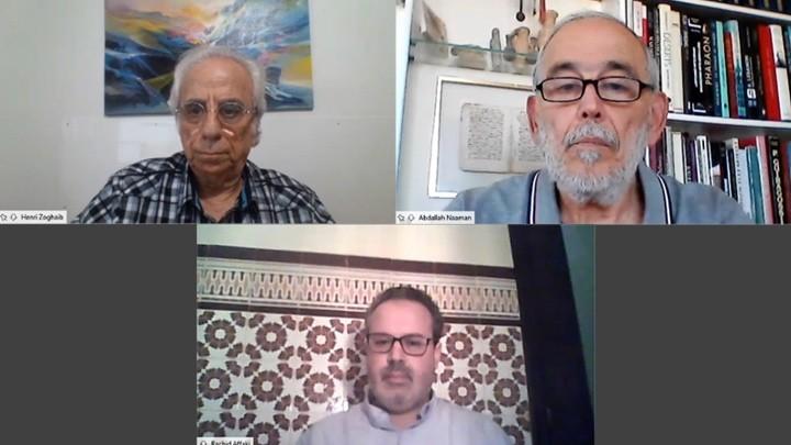 ندوة تواصلية لمركز التراث في اللبنانية الأميركية عن تراث اللبنانيين في فرنسا والمغرب