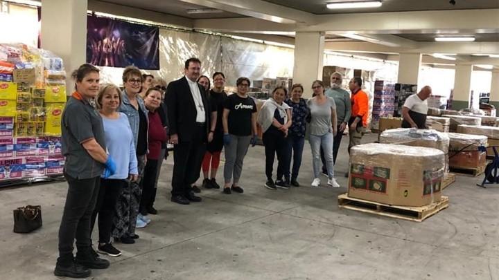 هكذا ساعدت الأبرشيّة المارونيّة في أستراليا لبنان خلال الأشهر الأخيرة!