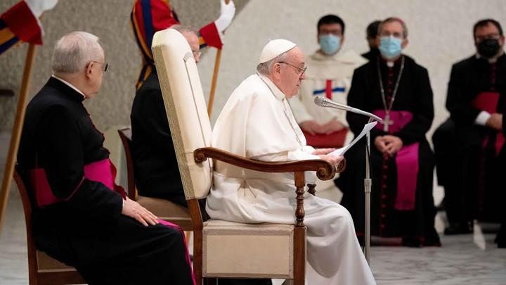 هذا ما قاله البابا فرنسيس في عيد يوحنّا بولس الثّاني!