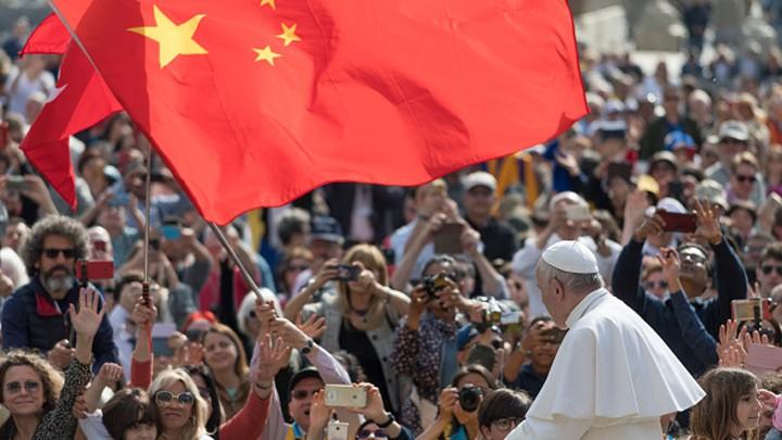 الصّين... تعيين أسقف جديد في الكنيسة الكاثوليكيّة بالشّركة مع روما