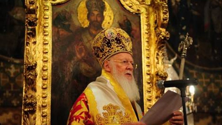 برثلماوس الأوّل: الوحدة المسيحيّة مدعوّة لأن تكون عطيّة مثمرة للبشريّة كلّها