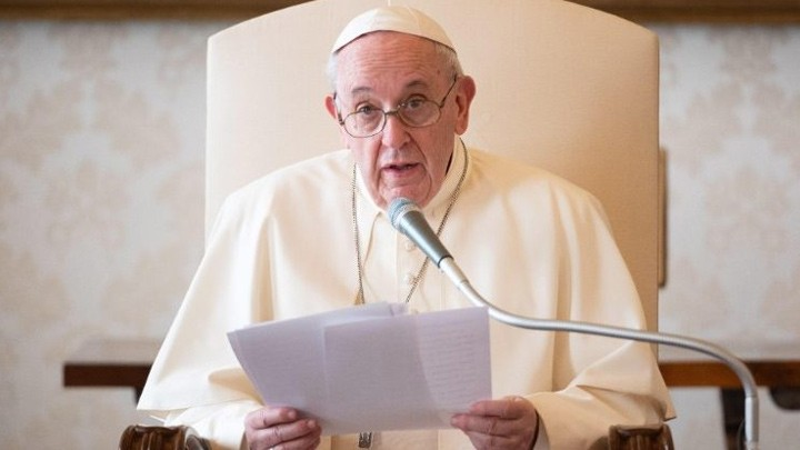 البابا فرنسيس: هذا العالم يحتاج للبركة ونحن بإمكاننا أن نمنح البركة وننالها