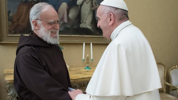 بعد تعيينه كاردينالاً، هل يلقي كانتالاميسا عظات زمن المجيء في الفاتيكان؟