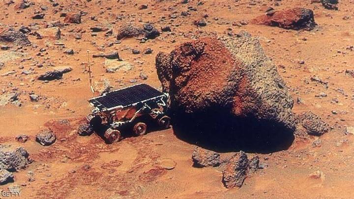 """دراسة تكشف معلومات مثيرة عن المريخ.. """"الحياة كانت هنا"""""""