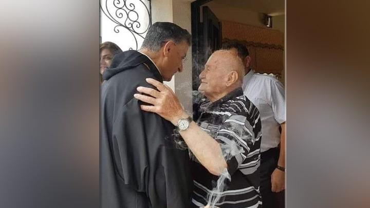 البطريرك الرّاعي يشكر المعزّين بوفاة شقيقه
