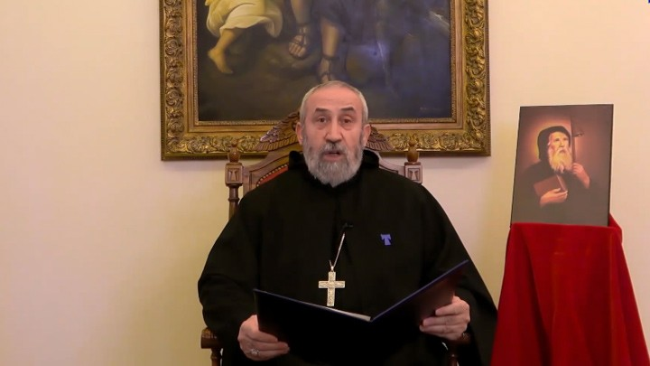 في عيد مار أنطونيوس الكبير، رسالة من الأباتي مارون أبو جوده!
