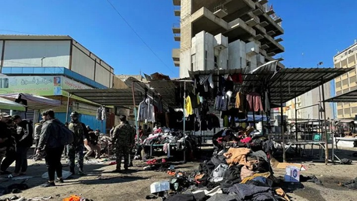 البطريركيّة الكلدانيّة تدين الهجوم الانتحاريّ في بغداد