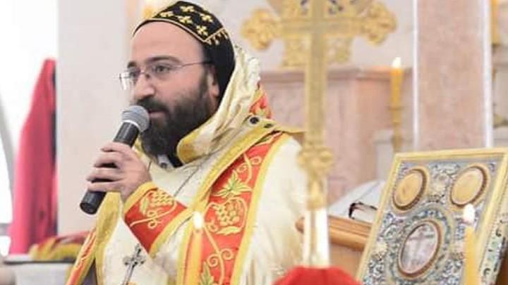 المطران تيموثاوس متّى الخوري مطرانًا شرعيًا لأبرشيّة حمص وحماة وطرطوس وتوابعها للسّريان الأرثوذكس
