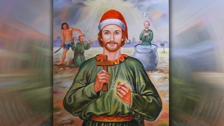 من هو القدّيس الذي أبكى السّماء بعد انحباس المطر طويلًا؟