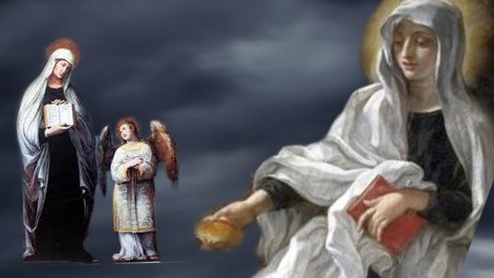 فرانسيسكا الرّومانيّة... زوجة فأمّ فراهبة قدّيسة