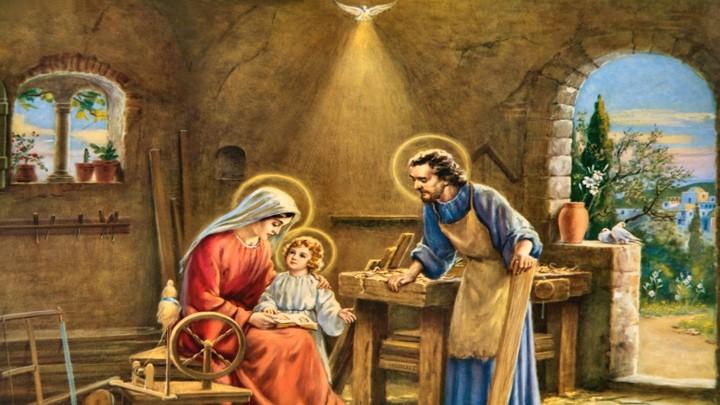 في شهرك يا مار يوسف...
