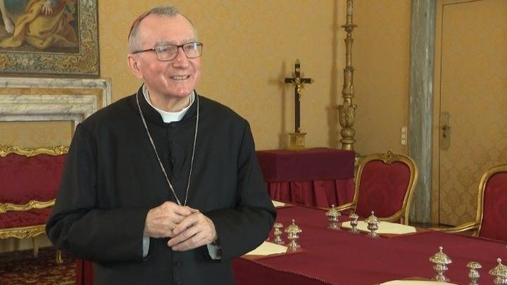 ماذا يقول بارولين عشيّة زيارة البابا فرنسيس إلى العراق؟