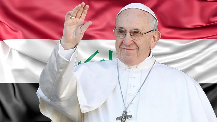 غدًا... البابا فرنسيس في رسالة أمل للعراق