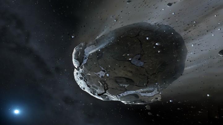 """لأول مرة.. إكتشاف مياه ومواد عضوية """"ضرورية للحياة على الأرض"""" على سطح كويكب!"""