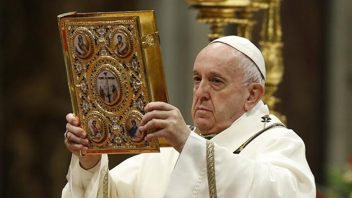 البابا فرنسيس: لا توجد صفحة من الإنجيل لا مكان لنا فيها