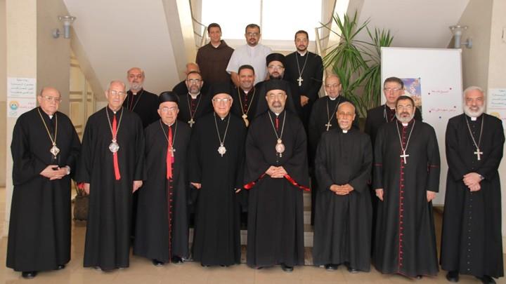مجلس البطاركة والأساقفة الكاثوليك في مصر يجتمع حتّى غد السّبت