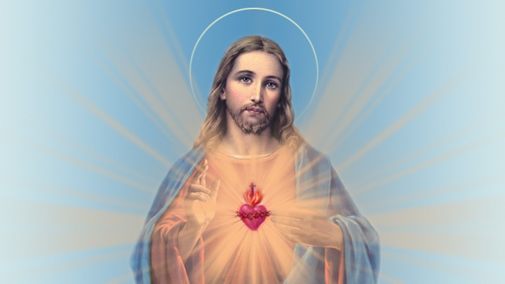 يا قلب يسوع الأقدس... إرحمنا!