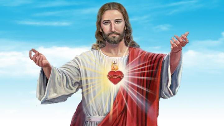 يا يسوع الوديع والمتواضع القلب
