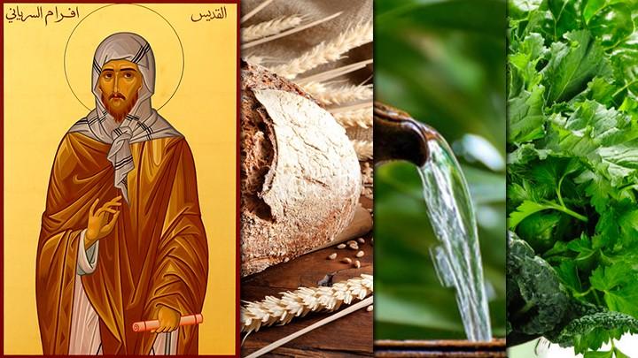 عاش على الخبز والبقول والماء، من هو؟
