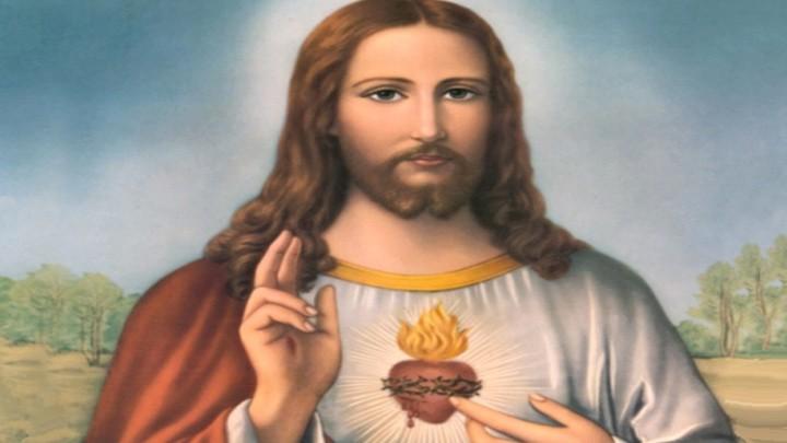 طلبة قلب يسوع