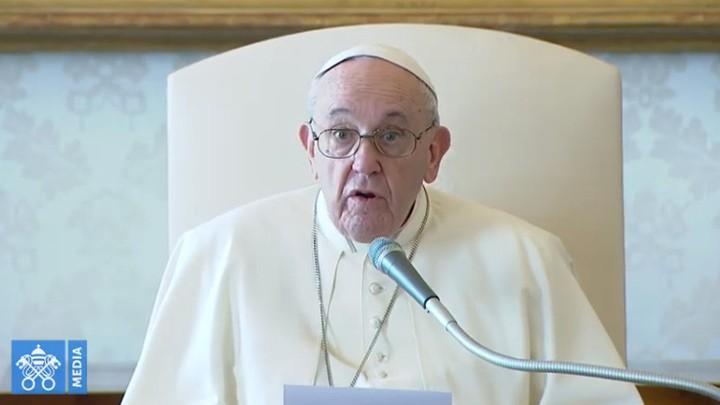وصيّة جديدة من البابا فرنسيس!