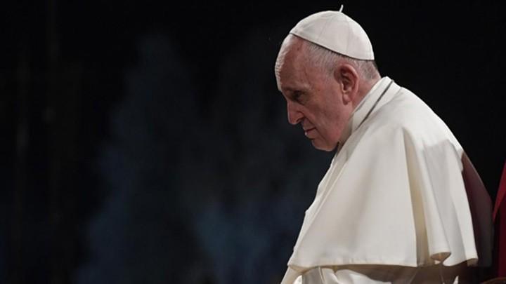 البابا فرنسيس يعزّي بضحايا تفجير مدينة الصّدر