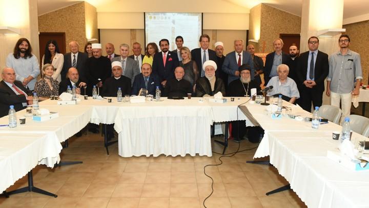 إفتتاح مؤتمر وسطيّة الأديان وحياد الرّسالات