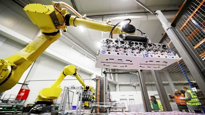 الإنسان الآلي يتولّى المزيد من الوظائف مع زيادة معدّلات الشيخوخة