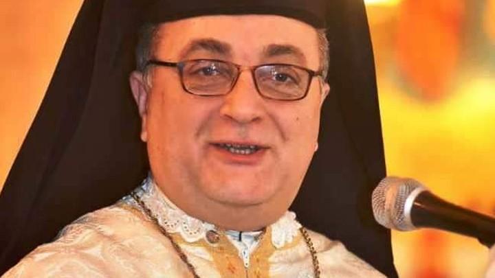 إنتخاب الأرشمندريت جورج مصري متروبوليتًا على أبرشيّة حلب وسلوقية وقورش وتوابعها للروم الكاثوليك