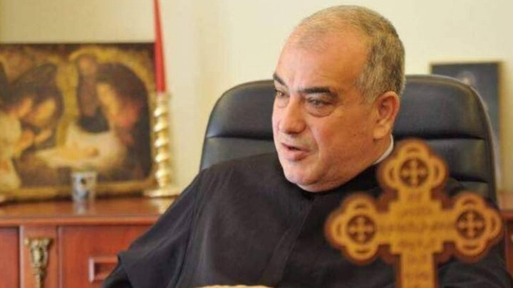أبو كسم: الشّيخ إسماعيل أخطأ العنوان بإساءاته إلى البطريرك