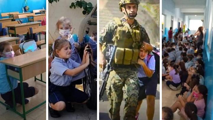 من أجل من سقطوا ضحيّة الأمس ومن أجلك يا لبنان نصلّي!