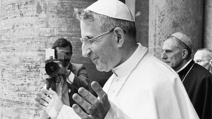 قرع أجراس وفرح عظيم مع الموافقة على تطويب البابا يوحنّا بولس الأوّل