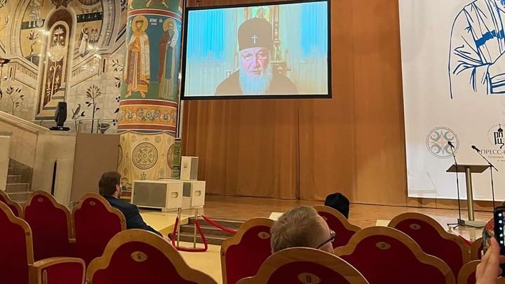 """إختتام أعمال المهرجان الدّولي التّاسع """"الإيمان والكلمة"""" في موسكو، وهذا ما قاله البطريرك كيريل!"""