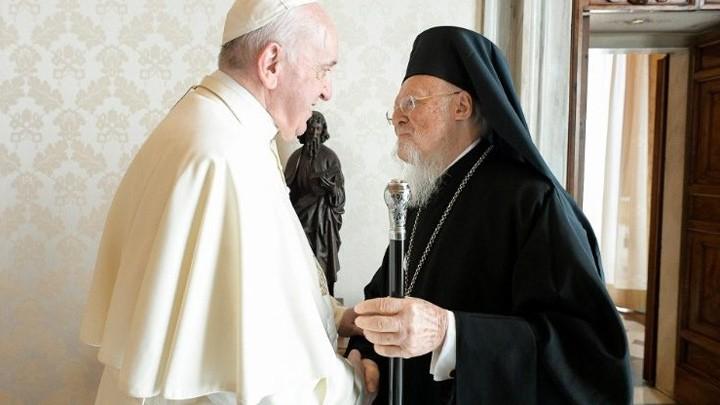 البابا فرنسيس يكتب إلى برتلماوس الأوّل، والمناسبة؟
