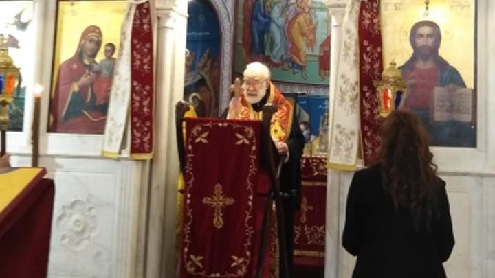 عوده في عيد القدّيس ديمتريوس: ربّوا أولادكم ليرى النّاس فيهم وجه الله