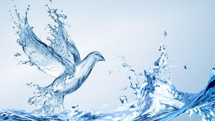 """يسوع """"ماء"""" الحياة"""